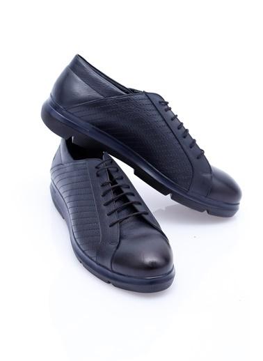 Wessi Bağcıklı Ayakkabı Lacivert